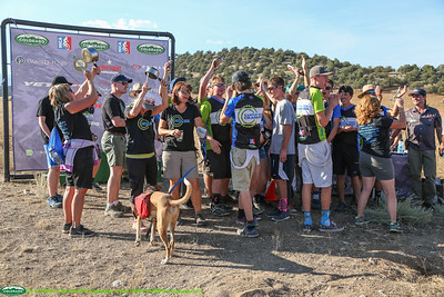 2015 Race 4 South - Chalk Creek Stampede, Podium