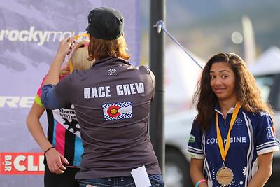 2015 Race 5 - State Championships, Podium