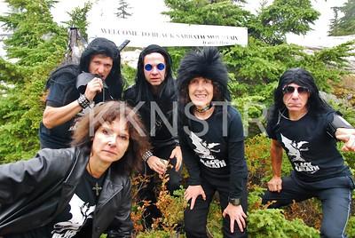 Black Sabbath Mountain Aid Station Crew