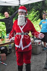 LSCR Santa.  Photo by Graham Johnson.