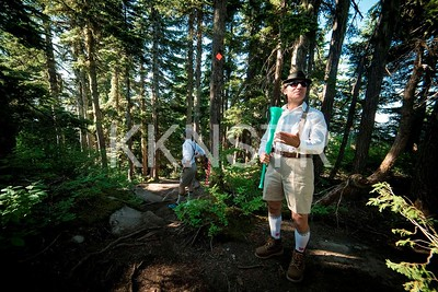 Black Mt Biergiertan Volunteers.  Photo by Nathan Starzynski