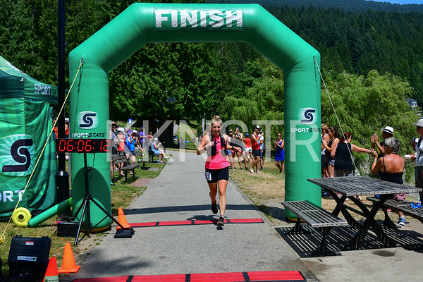 Jul 8, 2017 - Finish Line Photos with finishing times between 4h30min to  7hrs