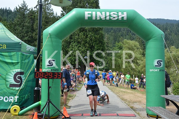 Jul 8, 2017 - Finish line photos with finishing times between 7hrs to 10hrs