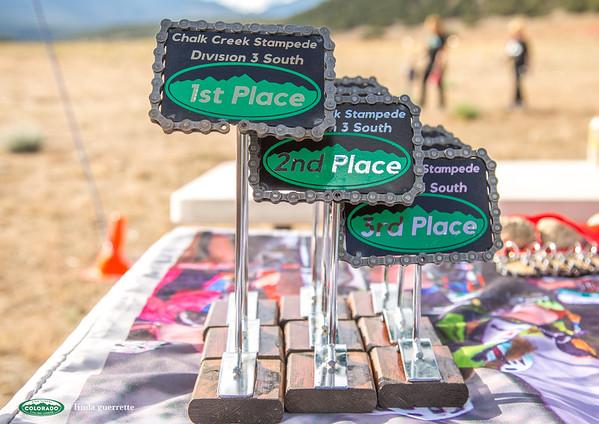 2018 Chalk Creek Stampede SOUTH Podium