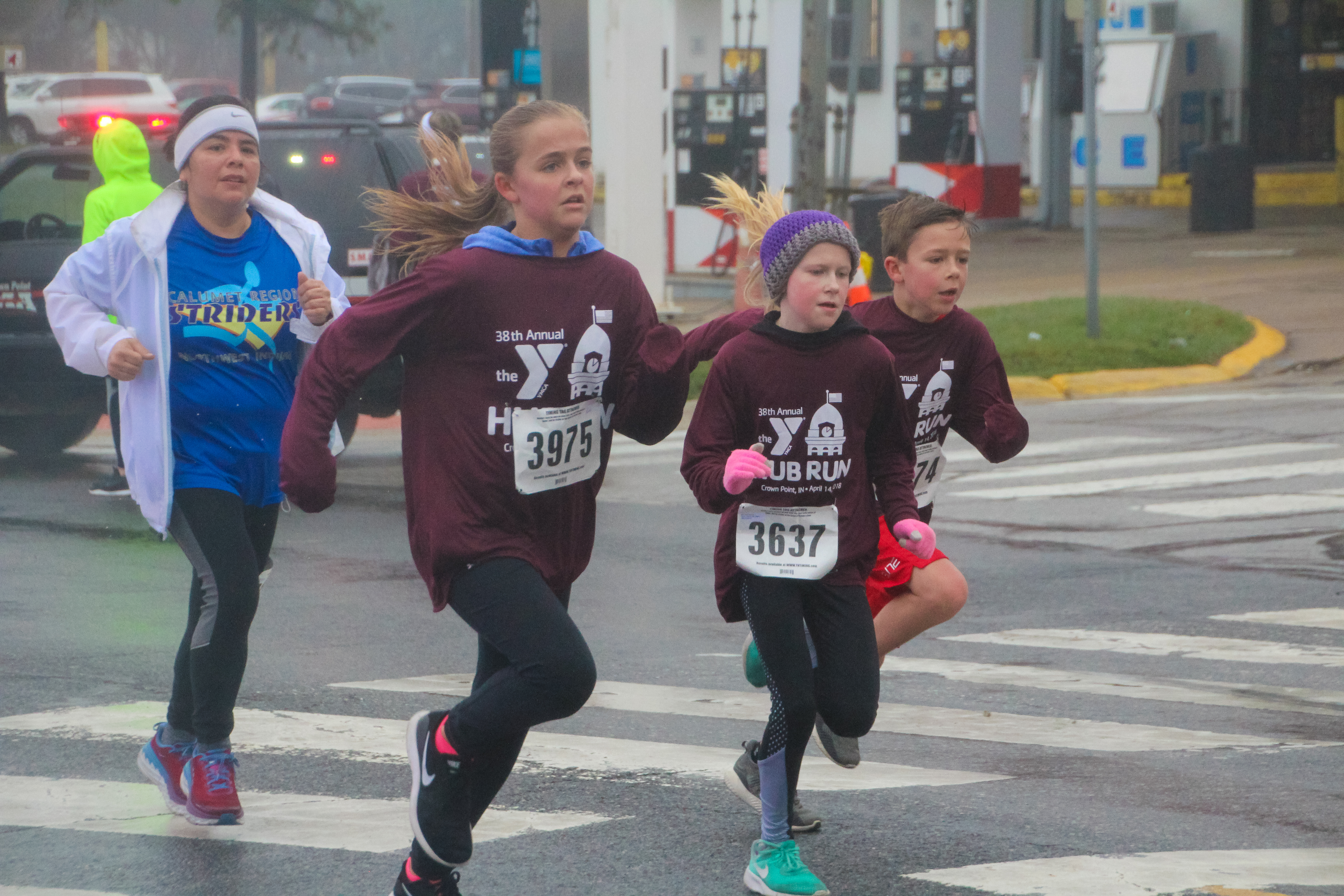 Hub Run Race 2018