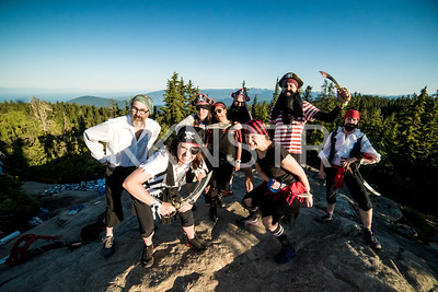 Blackbeard's Mountain Pirates