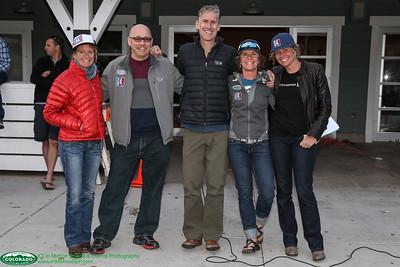 2014 Race 4 - Haymaker Classic, Podium