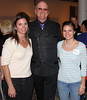 Carrie Dittmer, Gary Fisher and Arianna Dittmer. Photo by Kate Rau.