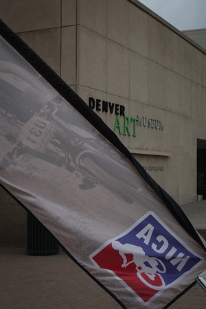 Entry to Denver Arty Museum. Photo Rob Noble.