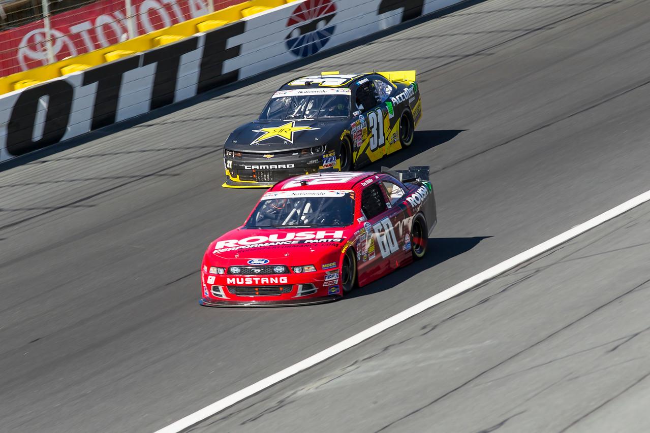 NASCAR:  May 24 History 300