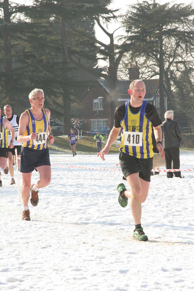 Kent Cross Country League Final - Swanley, 11 February 2012