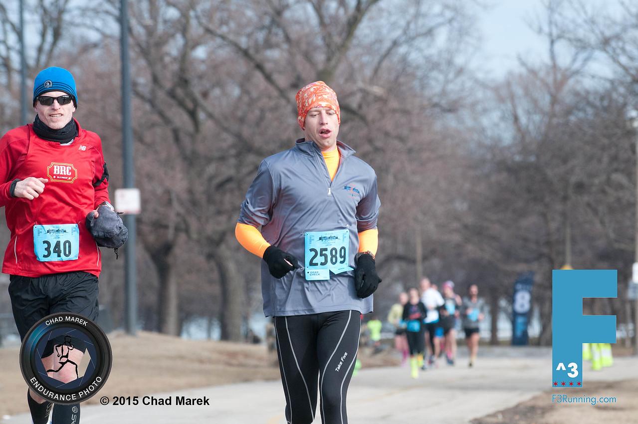 2015 F3 Half Marathon
