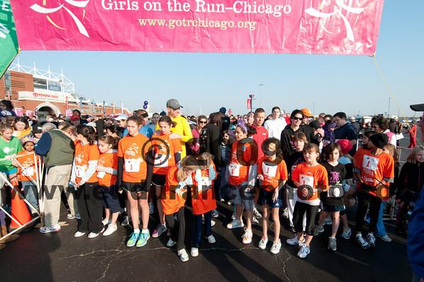 Fall 2009 Girls On The Run 5k