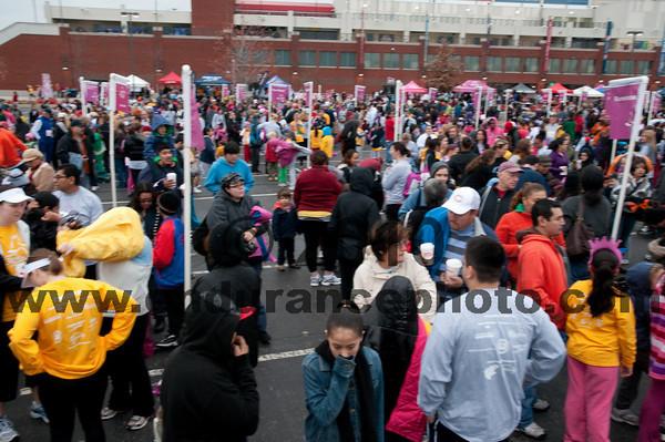 Girls on the Run 5K - November 13, 2010