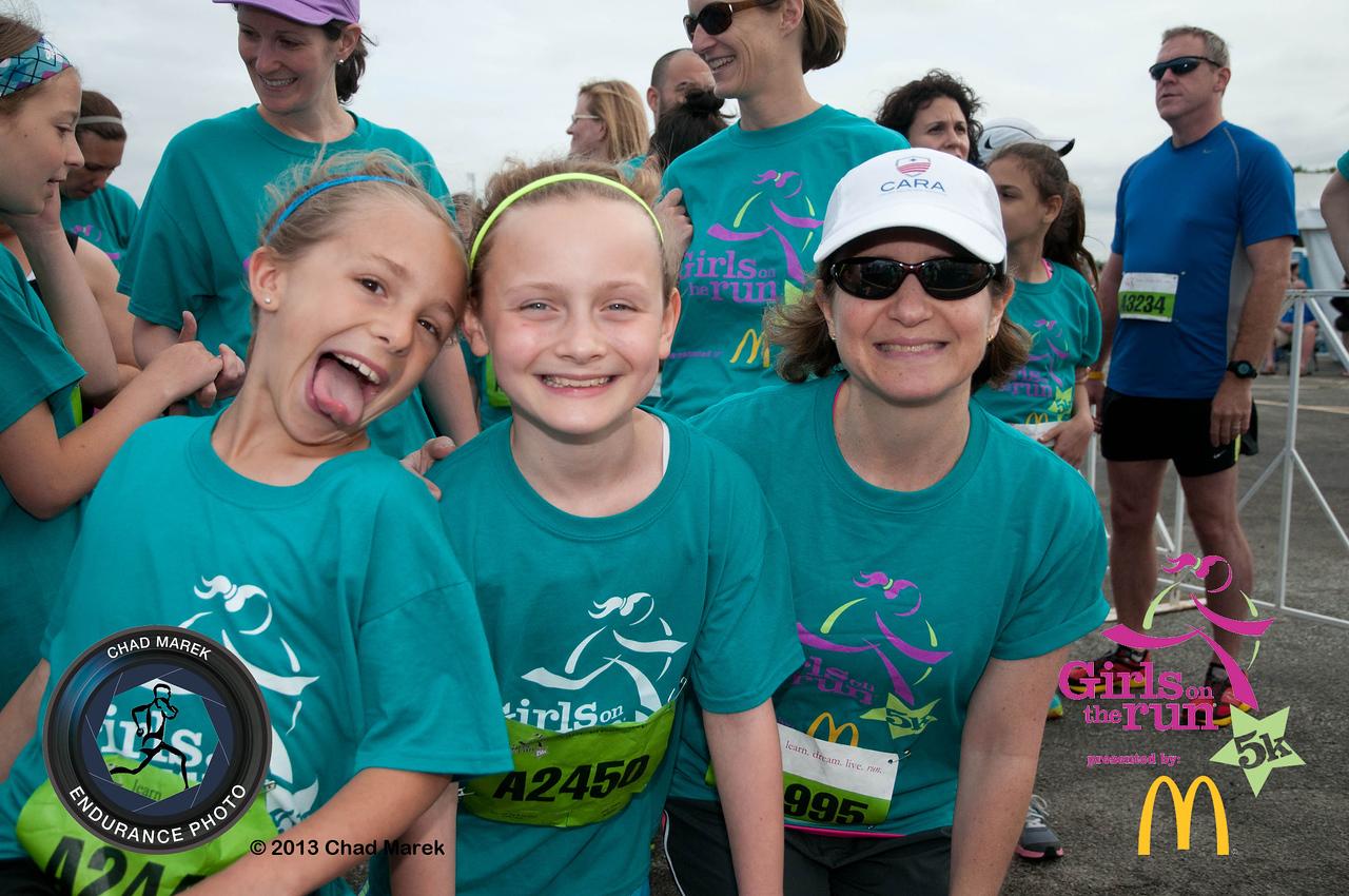 2013 Girls on the Run Chicago 5K