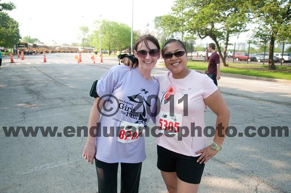 Girls On The Run 5K - 6/4/11