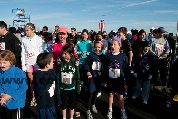 2011 Girls on the Run 5K