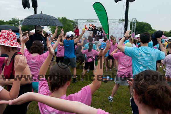 Girls on the Run 5K - June 5, 2010