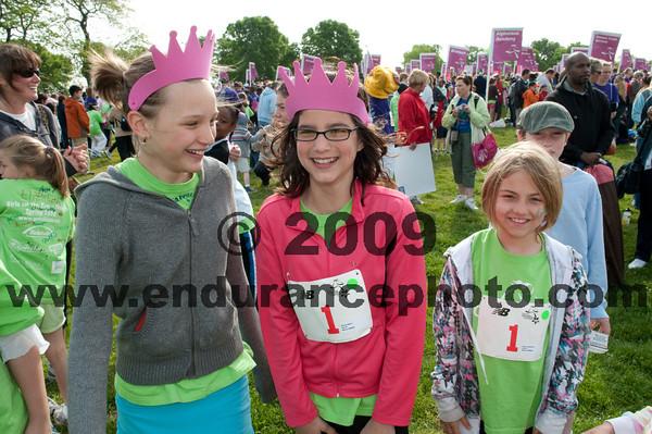 June 2009 Chicago Girls on the Run 5K
