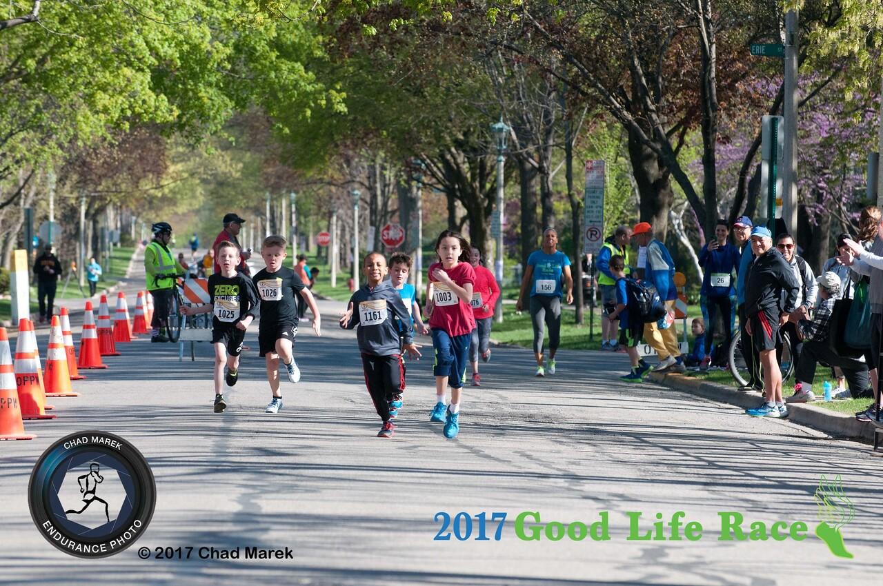 The Good Life Race
