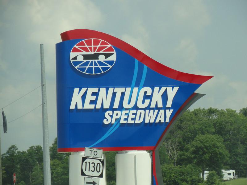 Kentucky Speedway July 2011 029