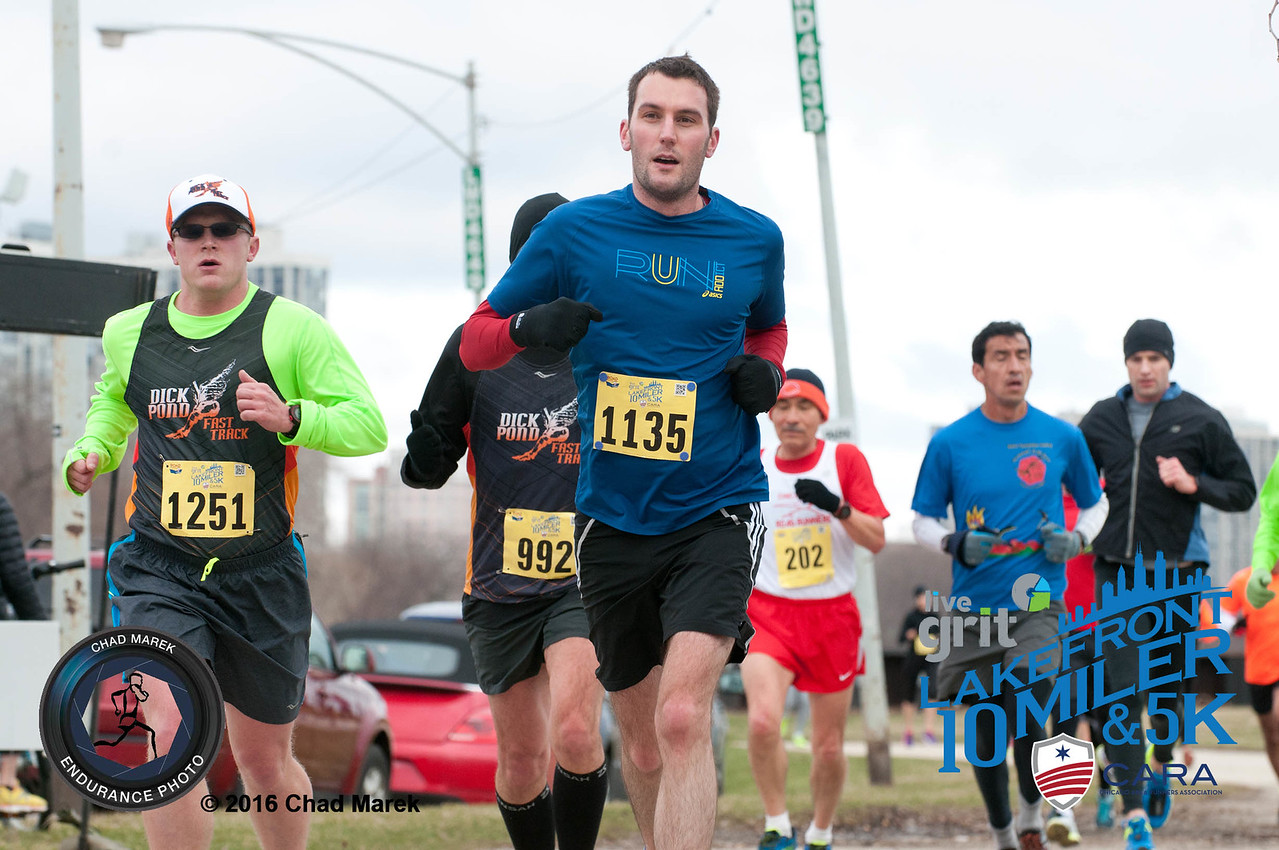 2016 Lakefront 10 Miler and 5K