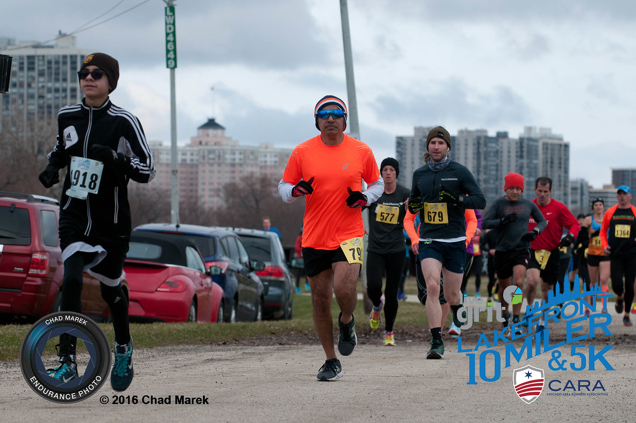 2016 Lakefront 10 Miler and 5K