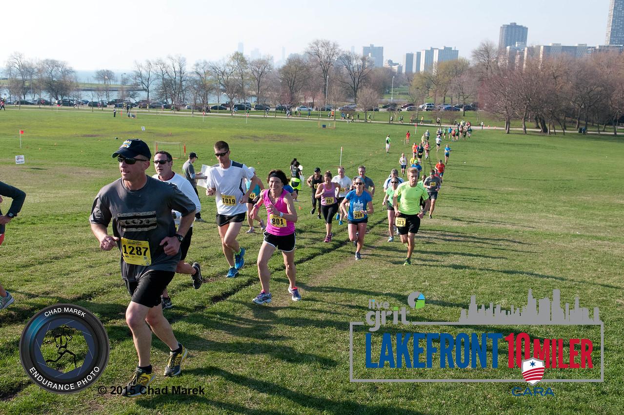 2015 Lakefront 10 Miler