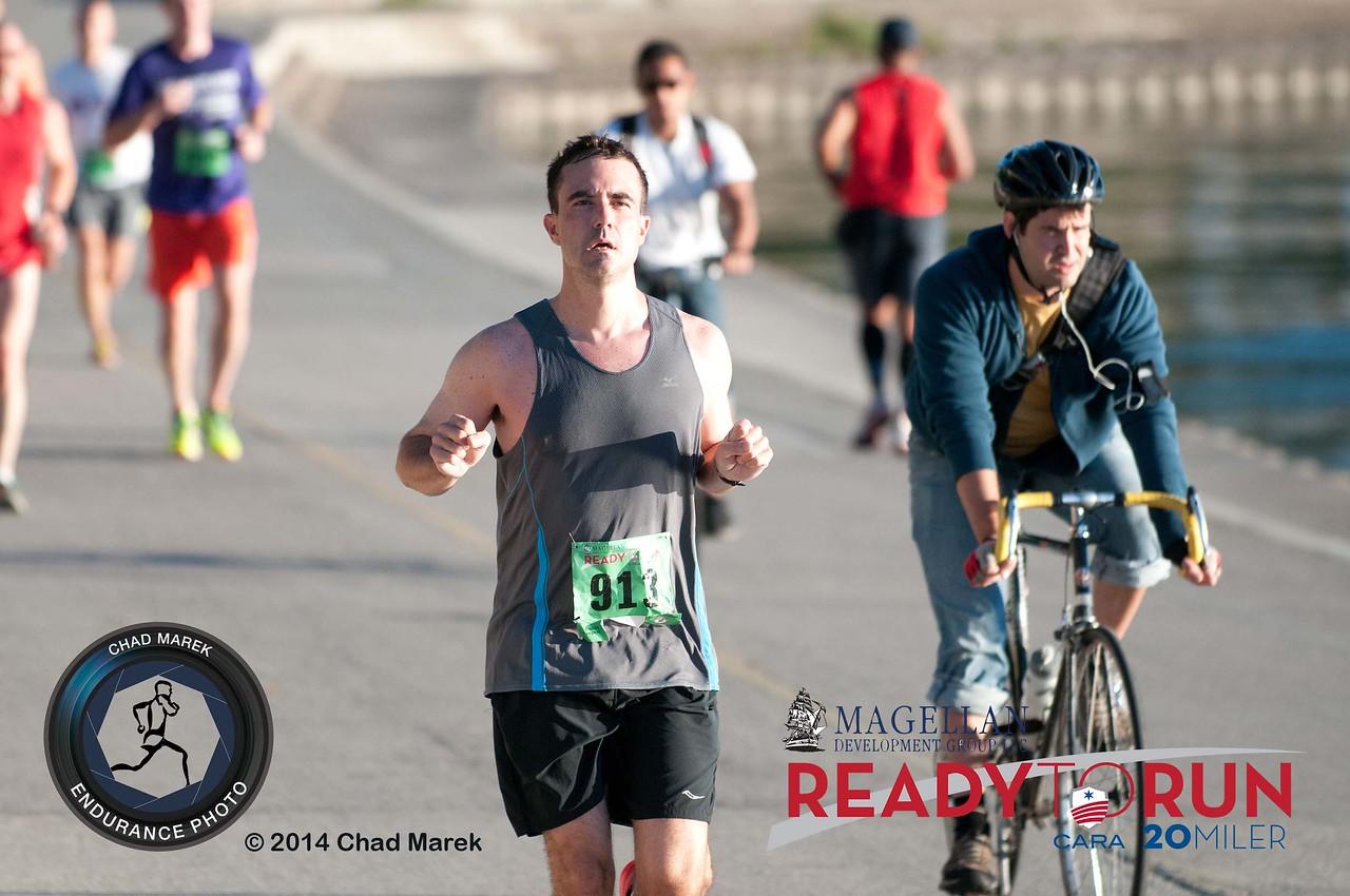 Magellan Ready to Run 20 Miler