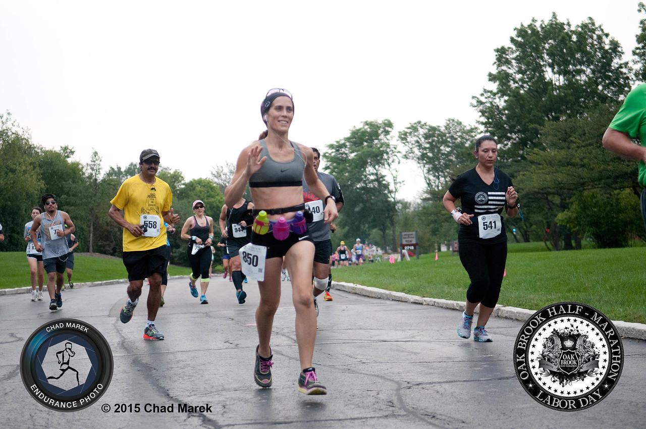 Oak Brook Half Marathon