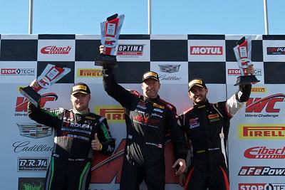 Pirelli World Challenge - Laguna Seca