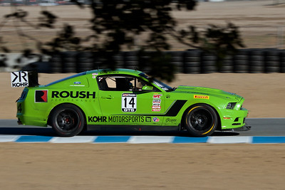 Pirelli World Challenge - Laguna Seca -Qualifying