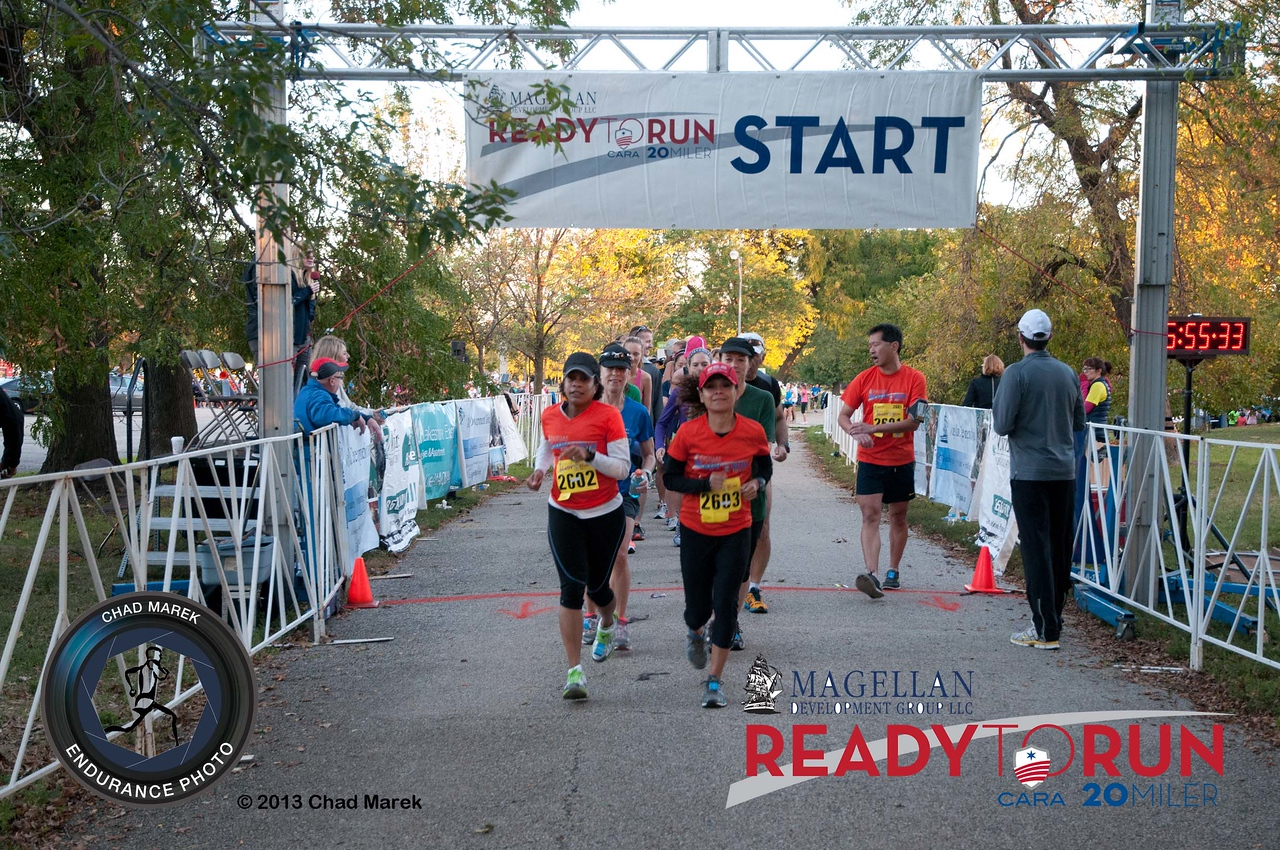 Magellan Ready to Run 20 Miler
