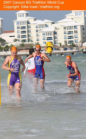 2007 ITU World Cup Cancun