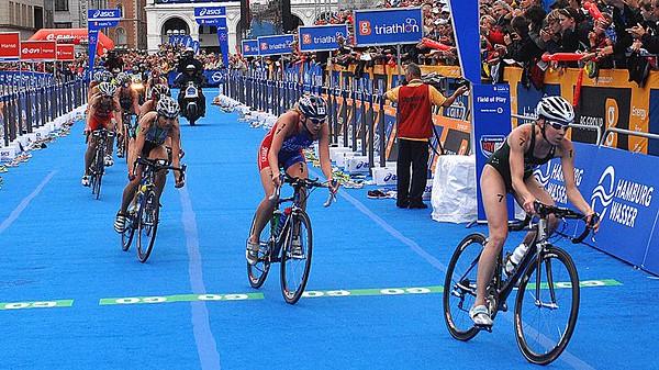 Sarah Haskins Hamburg World Championship 2007