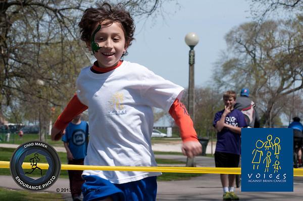 Voices Against Brain Cancer Run/Walk - 5/5/13