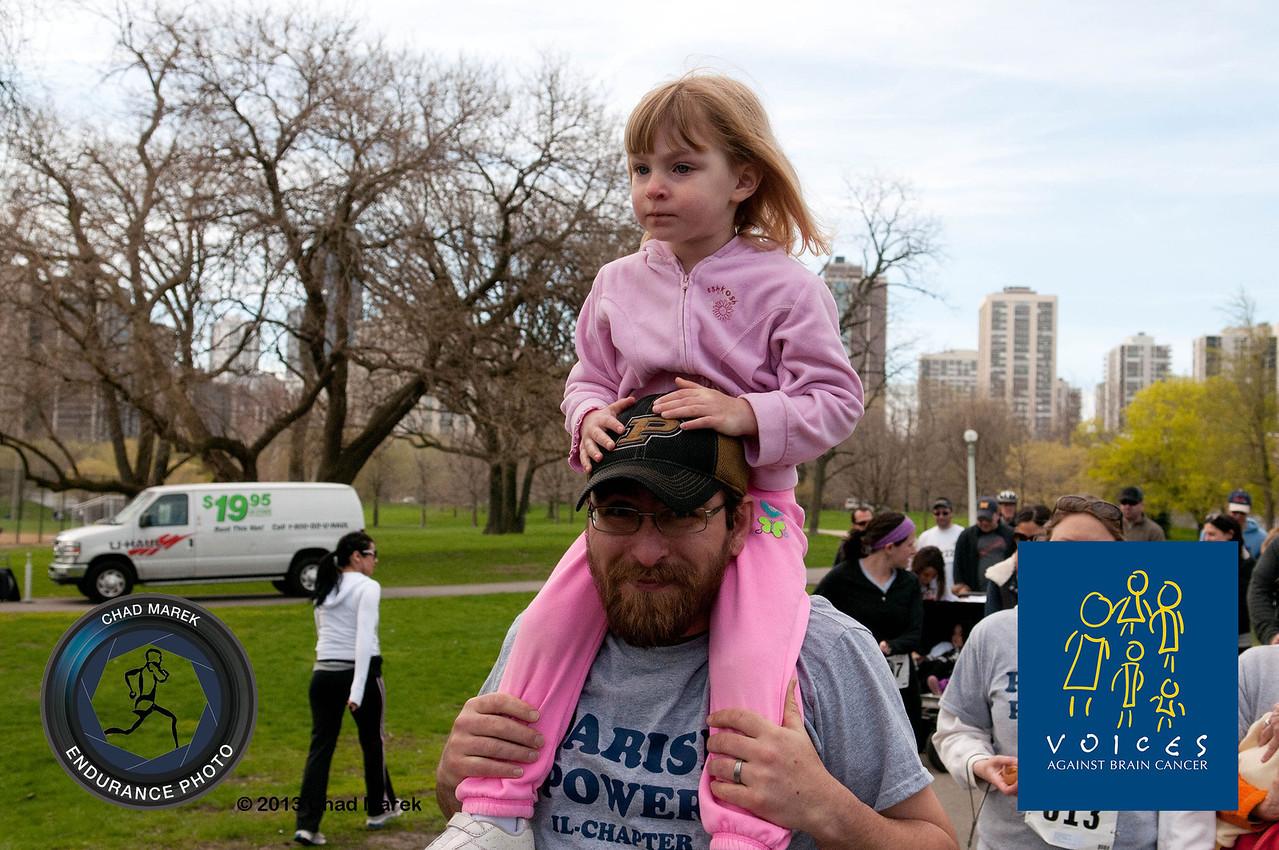 Voices Against Brain Cancer Run/Walk