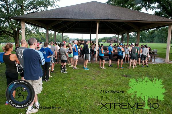 Waterfall Glen Xtreme 10 Race - 7/13/14