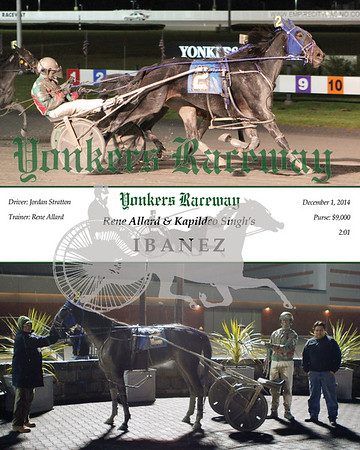 20141201 Race 2- Ibanez