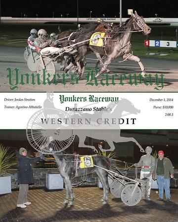 20141201 Race 4- Western Credit