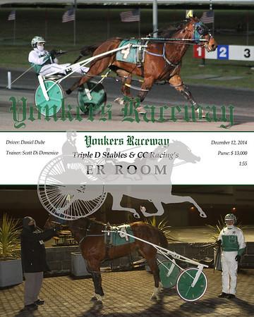 20141212 Race 2- ER Room