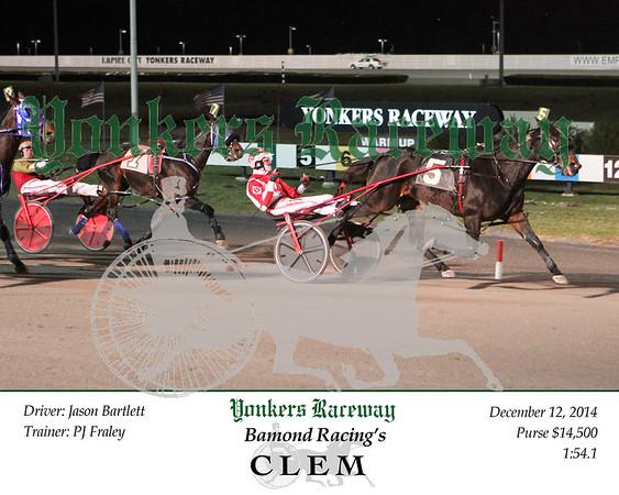 20141212 Race 5- Clem
