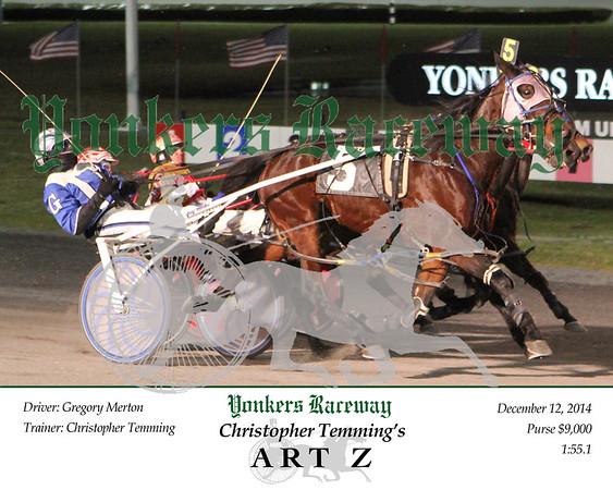 20141212 Race 1- Art Z