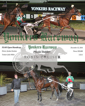 20141212 Race 6- Robin Cruiser
