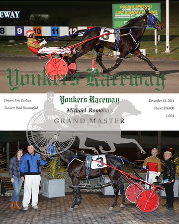 20141213 Race 1- Grand Master
