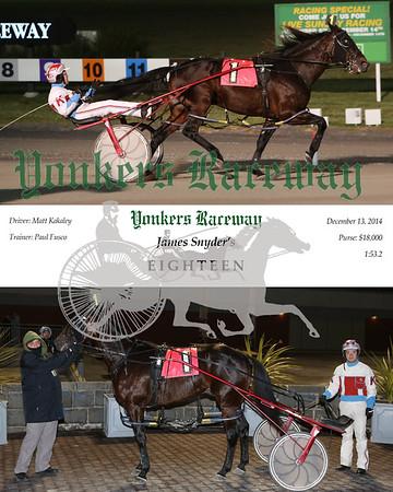 20141213 Race 7- Eighteen