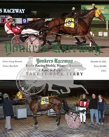 20141213 Race 10- Take It Back Terry