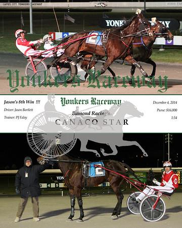 20141204 Race 12- Canaco Star