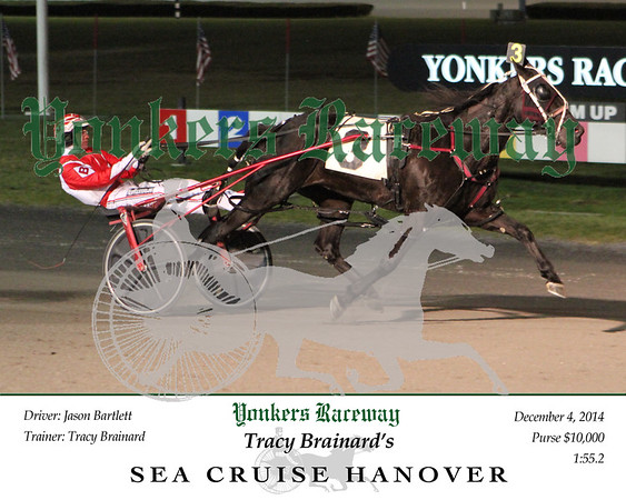 20141204 Race 9- Sea Cruse Hanover