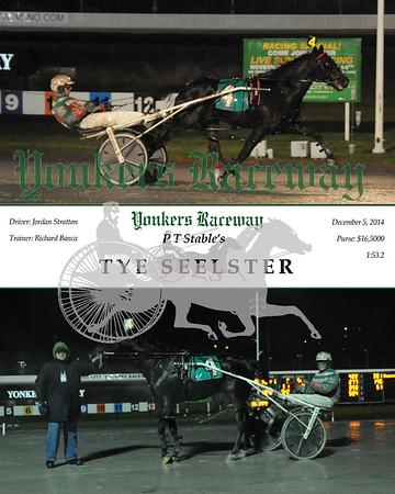 20141205 Race 10 - Tye Seelster